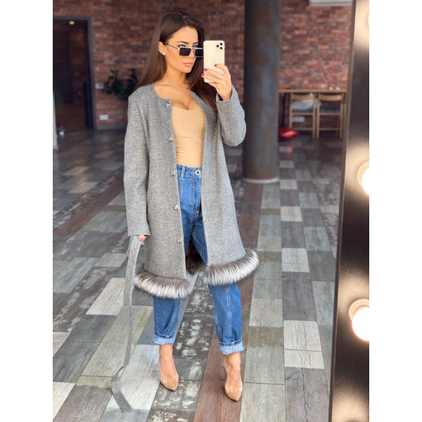 Жіноче пальто 10984-5