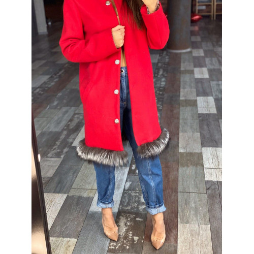 Женское пальто 10984