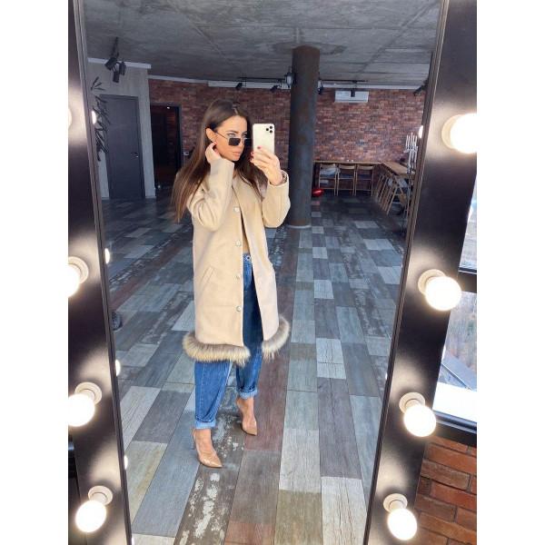 Жіноче пальто 10984-4