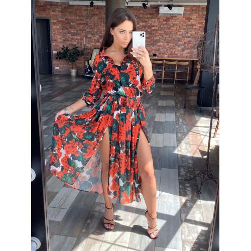 Платье-двойка с боди в комплекте 11574