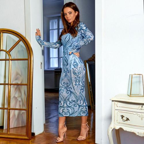 Вечернее платье-тройка 11676