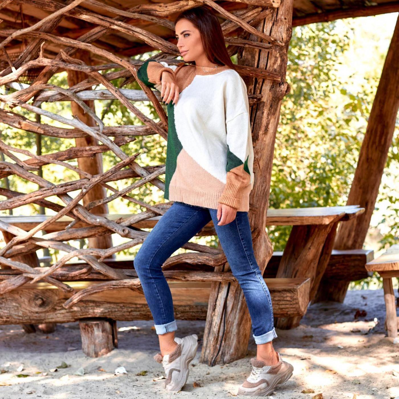 Облегающие джинсы 943-1