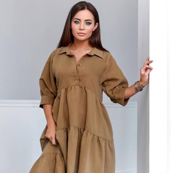 Легкое весеннее платье 31114-2