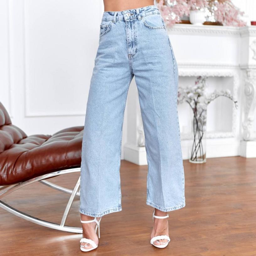 Свободные джинсы 1804