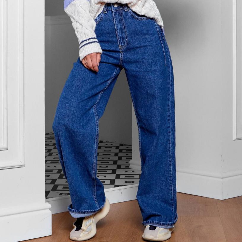 Свободные джинсы 1797