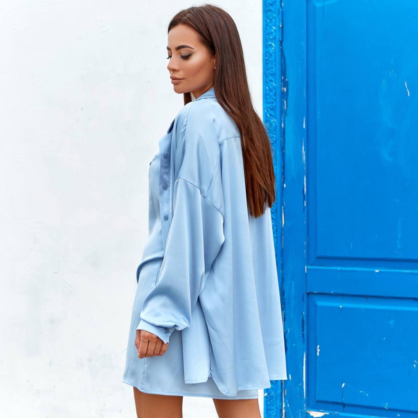 Костюм двойка сарафан+блуза 11821-1