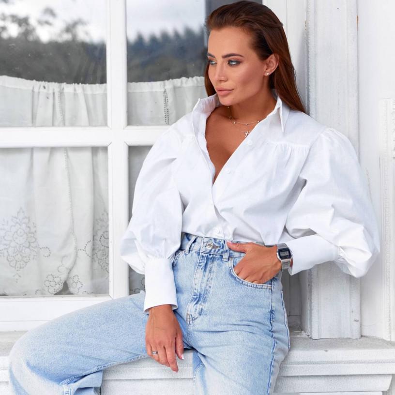 Блуза классическая 11797-1