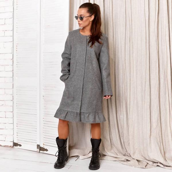 Жіноче пальто 10984-3