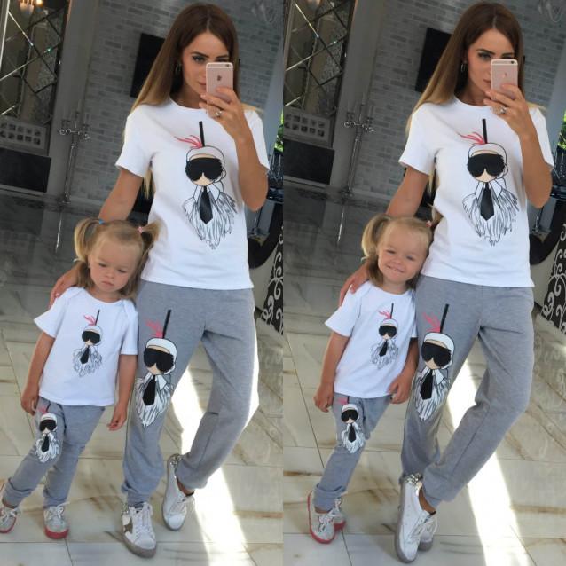 Костюм детский Мама и Дочка 10559