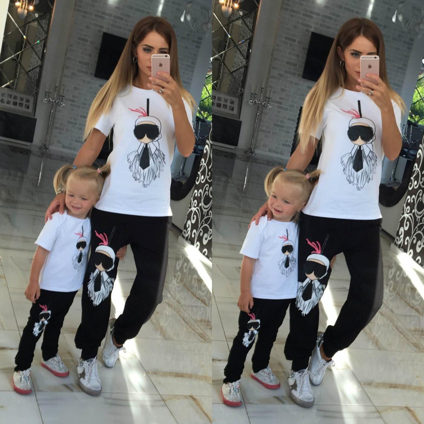 Костюм дитячий Мама і Дочка 10559