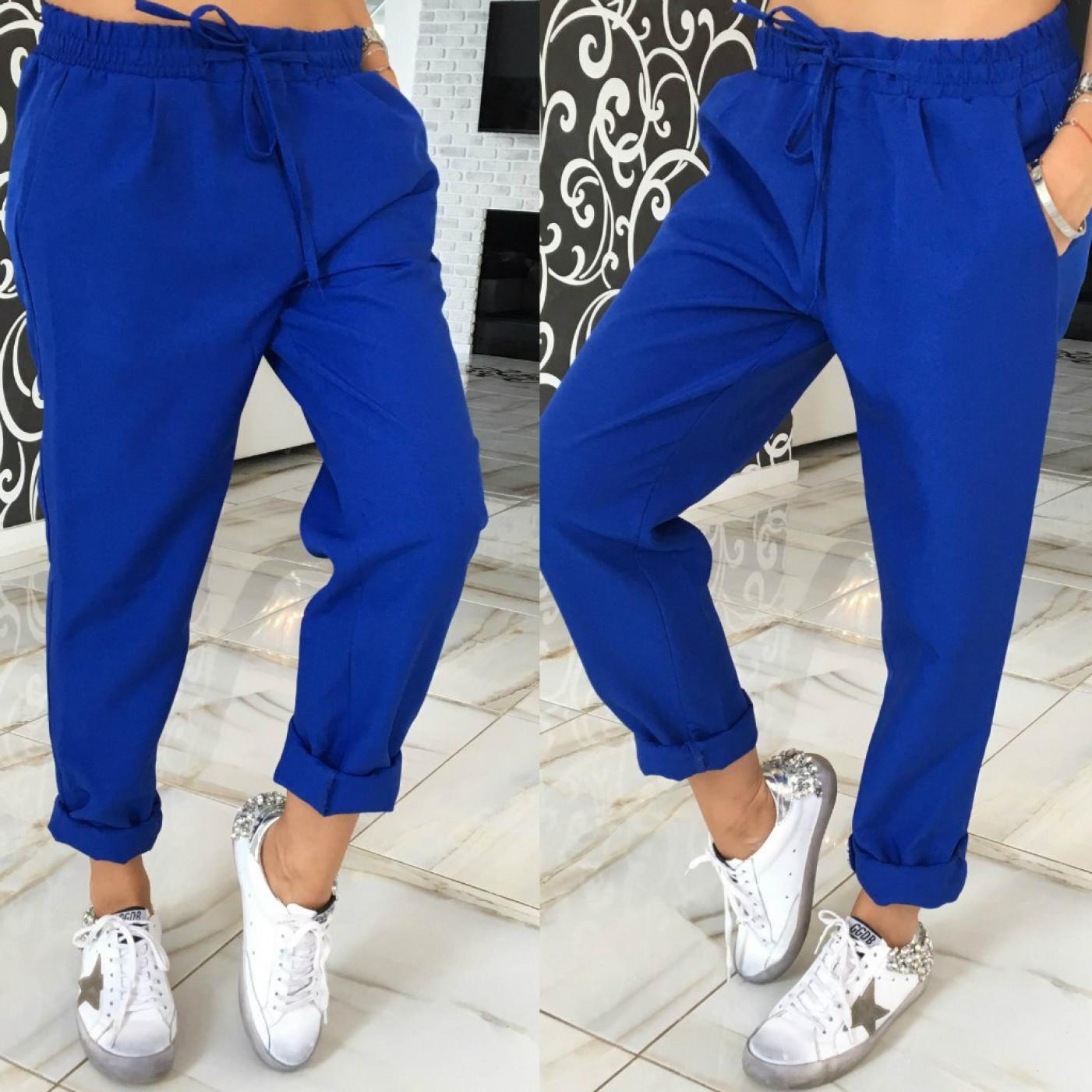Яскраві вільні брюки 10571