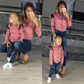 Рубашка детская Family Look 10605