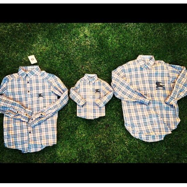 Рубашка детская Family Look 10147