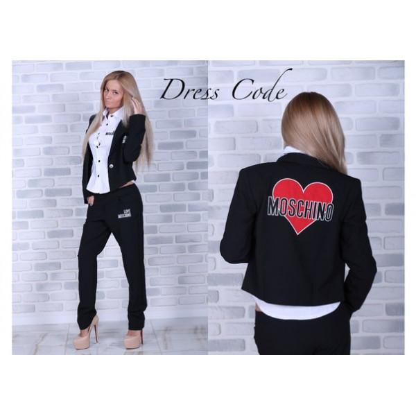 Піджак жіночий класика 5069