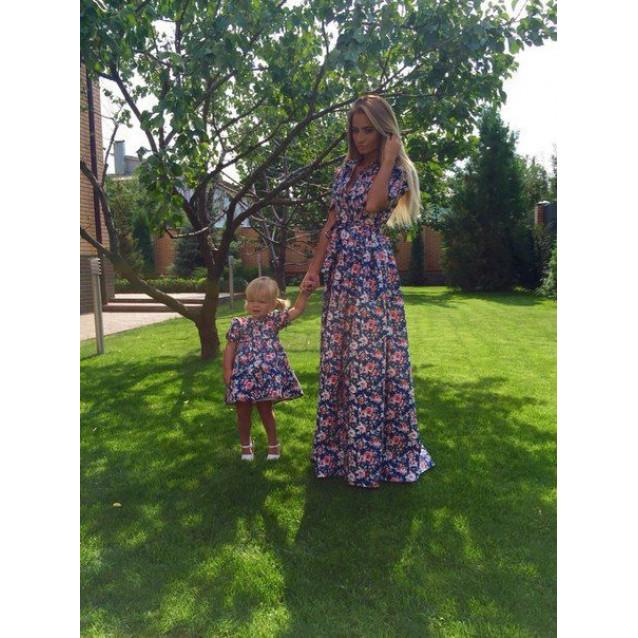 Красивое платье для девочки 10297