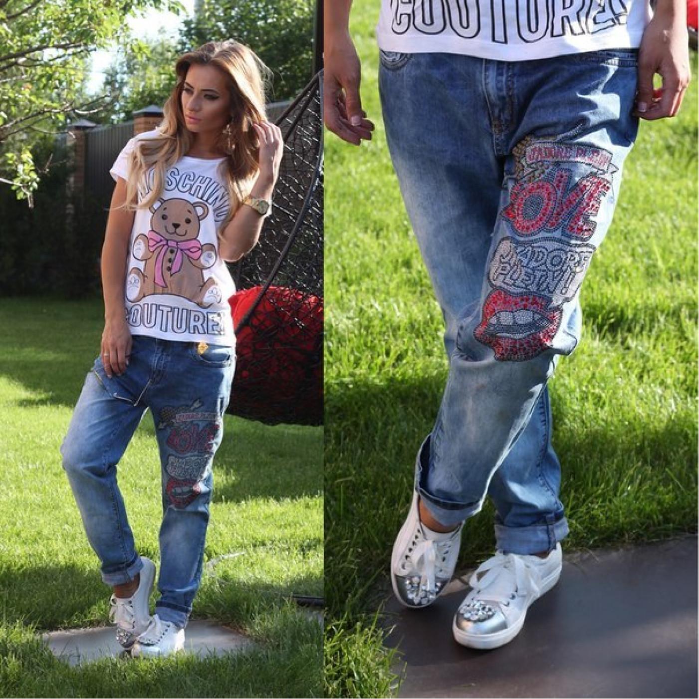 Стильні джинси 0170
