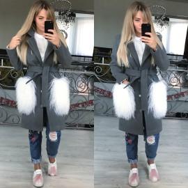 Купить женское кашемировое пальто оптом от производителя